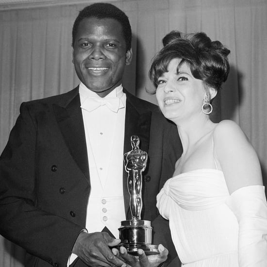 Oprah Mentions Sidney Poitier at the Golden Globes