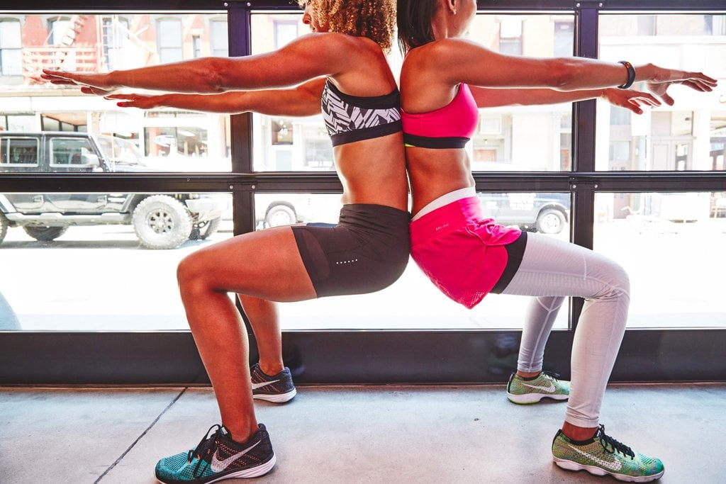 100-Squat Workout: The Quickest Way to Set Your Legs Ablaze