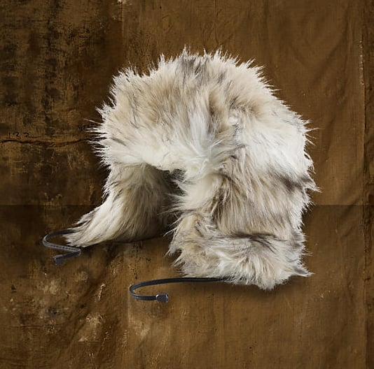 Denim & Supply Ralph Lauren's faux-fur trapper hat ($90) is out of control, and we love it! It says wilderness chic, while the leather straps add a hint of polish.  — Additional reporting by Hannah Weil