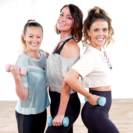 25-Minute Tone It Up Bootcamp Workout