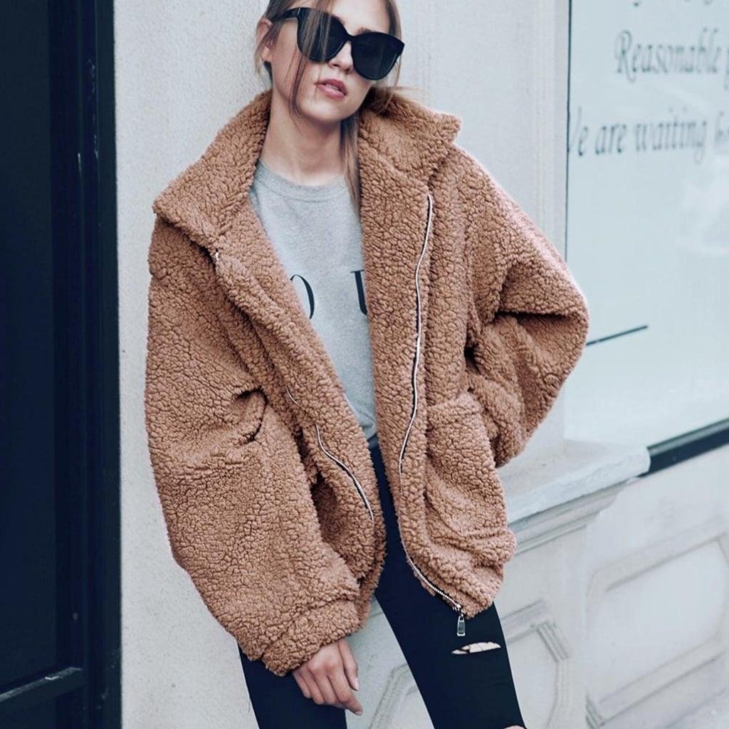 Freeheart Fleece Coat