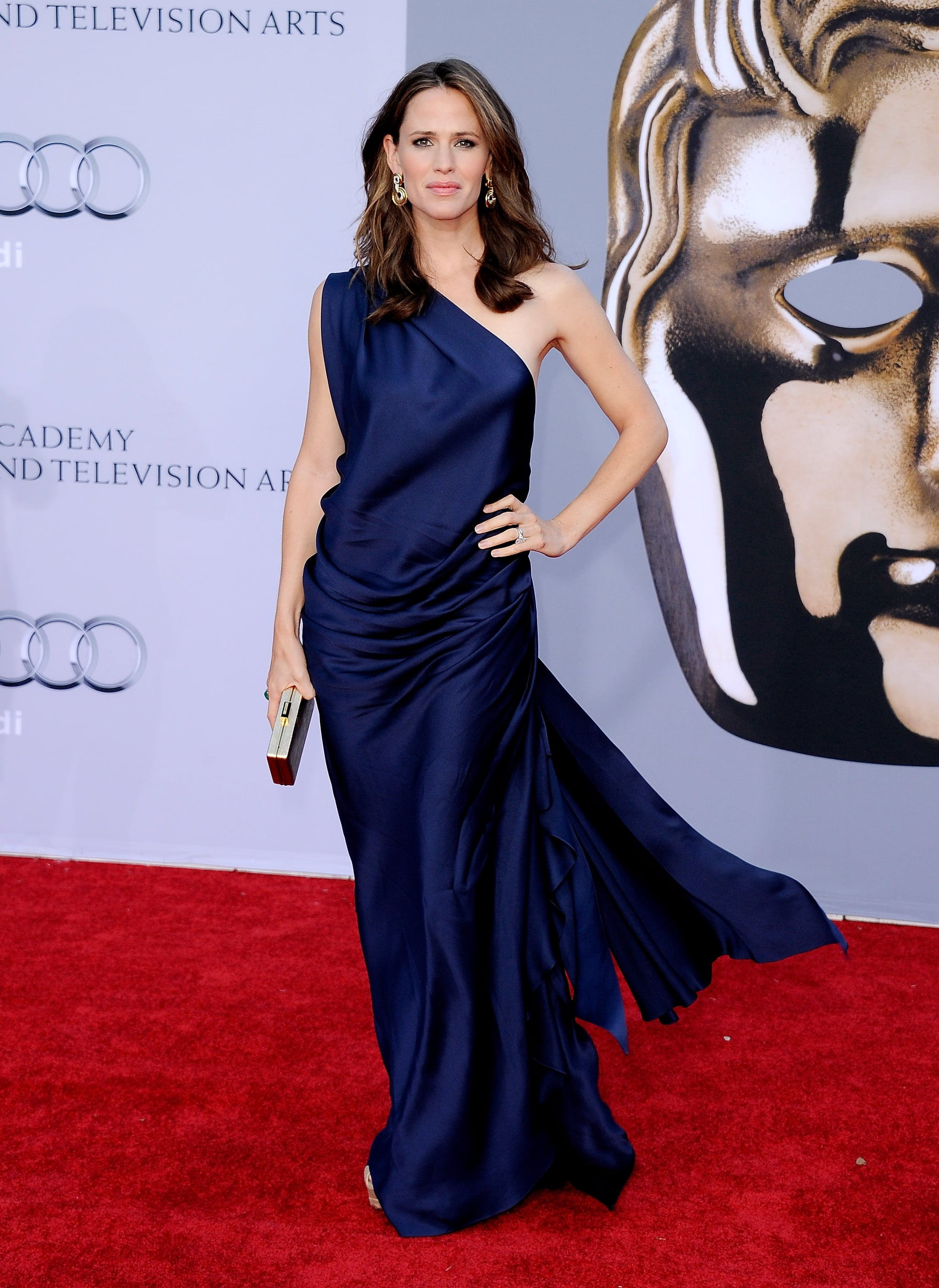 Jennifer Garner at the BAFTA Brits to Watch event in LA.