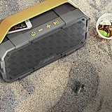 Photive Portable Waterproof Bluetooth Speaker