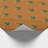 Harry Potter Hogwarts Wrapping Paper