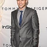 Chace Crawford walked the red carpet before the Toronto Film Festival's  InStyle party.