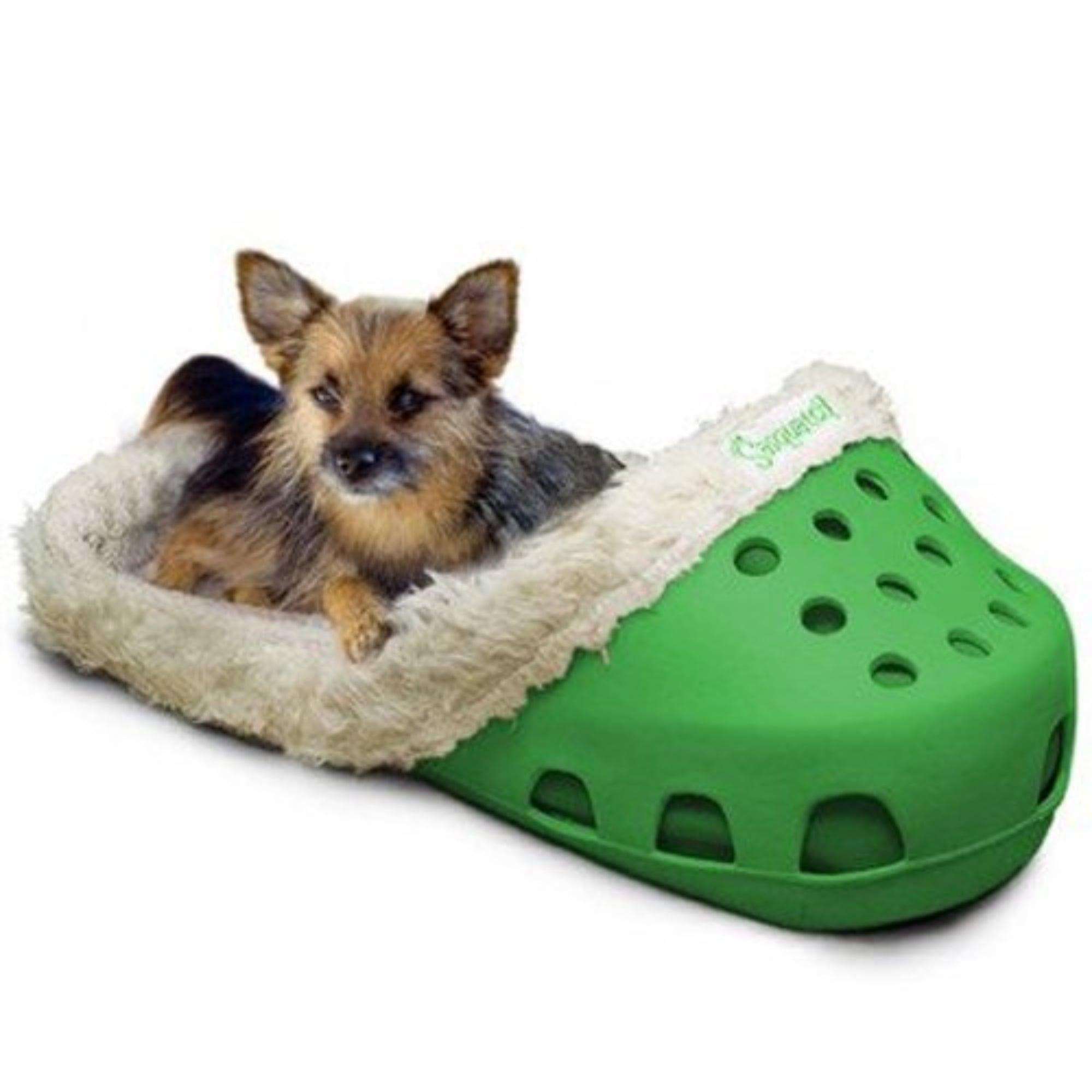 Crocs Pet Bed   POPSUGAR Pets