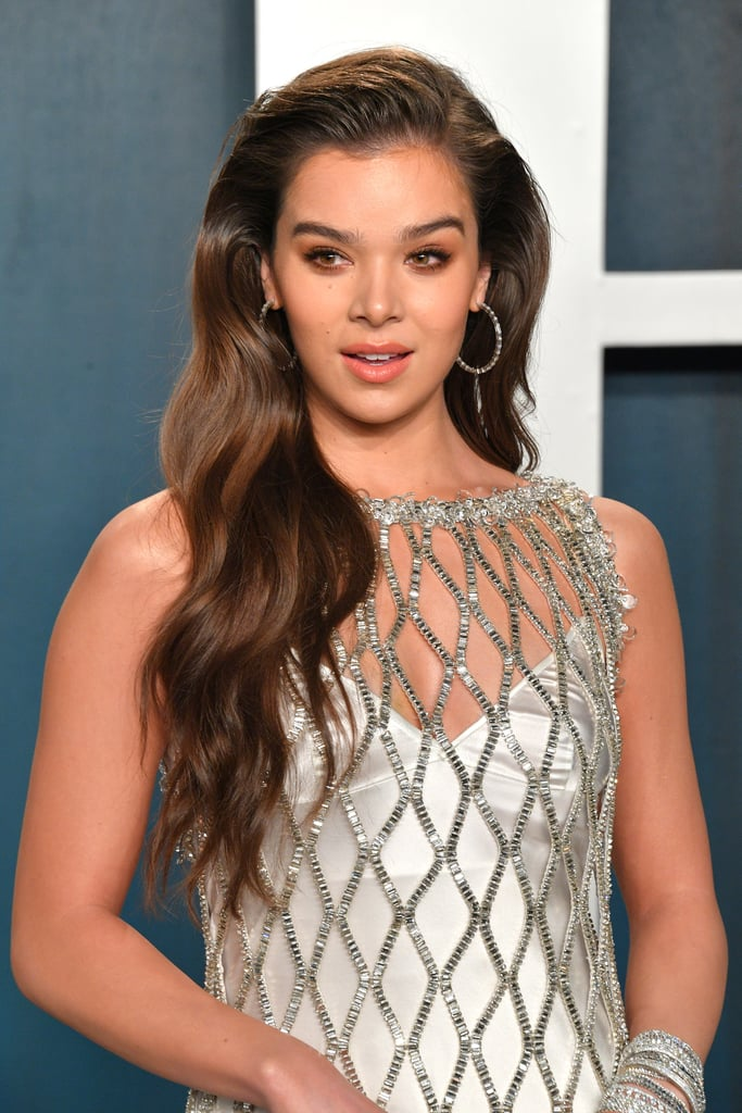 Hailee Steinfeld at the Vanity Fair Oscars Afterparty 2020