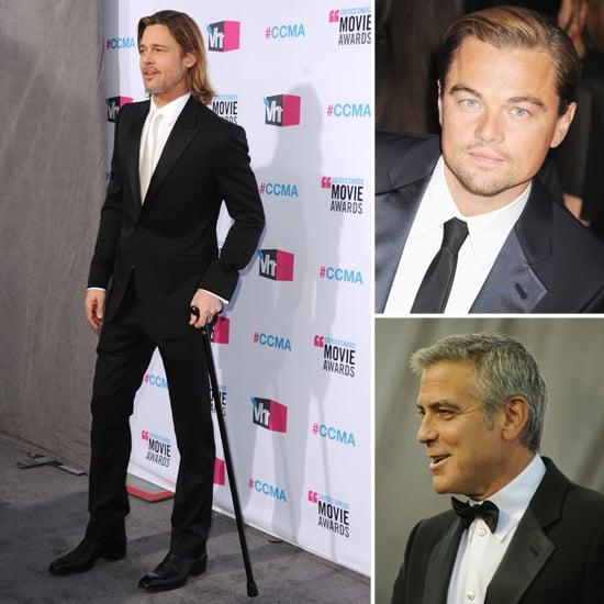 Actors at Critics' Choice 2012