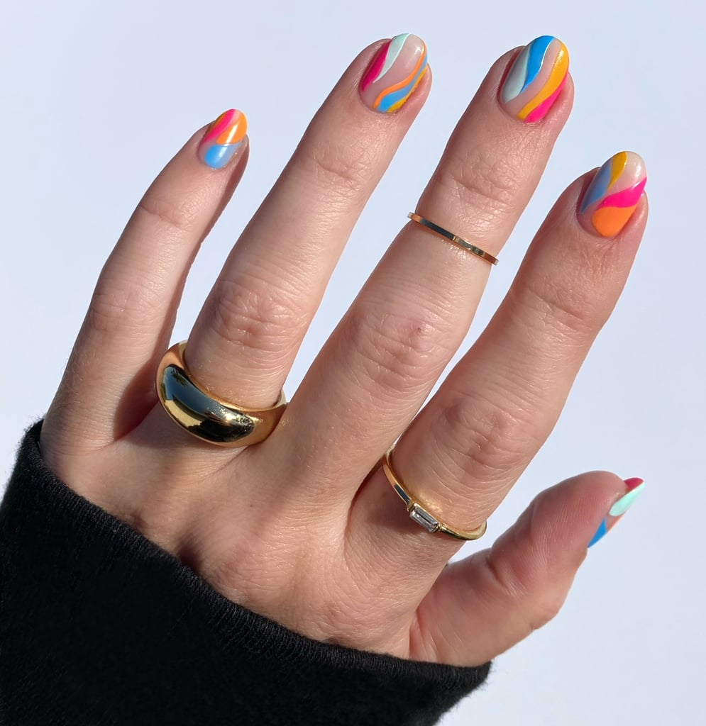 """The """"Pucci"""" Nail-Art Trend and Ideas For Spring"""