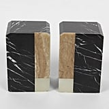 Add One-of-a-Kind Bookends