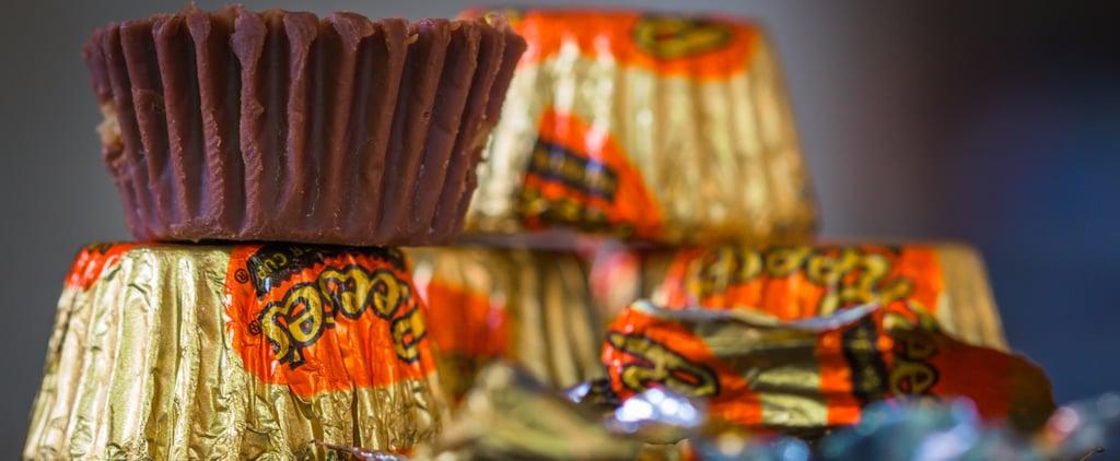 معلومات ممتعة عن أكواب حلوى ريسز بالفول السوداني