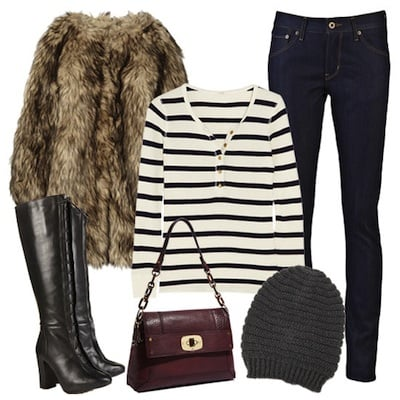 How to Layer Winter Clothing 2011