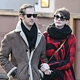 Anne Hathaway and Valentino's NYE in Gstaad | Pictures