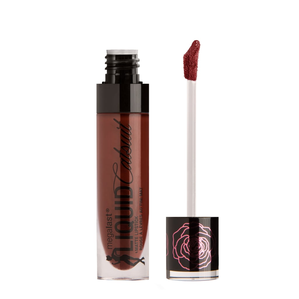 Wet n Wild Rebel Rose Collection Liquid Catsuit Matte Lipstick