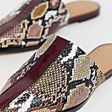 ASOS DESIGN Look Up Pointed Mules