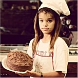 She Wanted to Be a Baker When She Was Younger