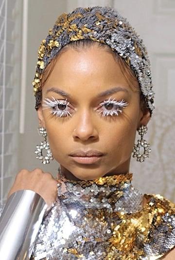 Gigi Hadid Met Gala Makeup Challenge Pictures