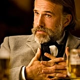 Christoph Waltz in Django Unchained.