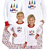 Sleepyheads Holiday Family Matching Gnome Pajamas