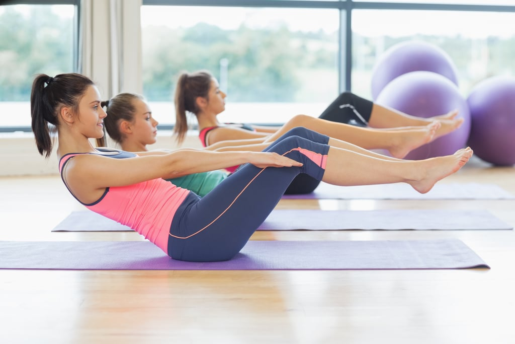 Pilates Can Change Your Body Shape Benefits Of Pilates