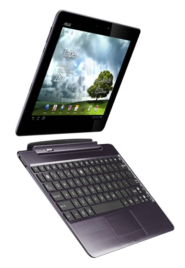 6 Reasons to Love the Asus Eee Pad Transformer Prime