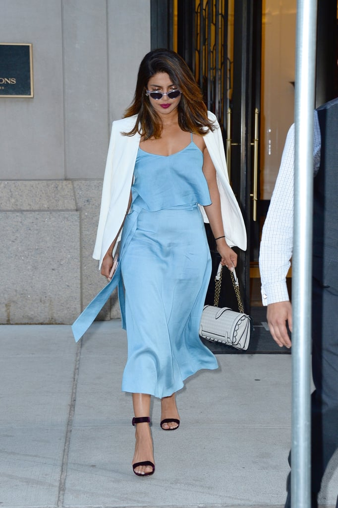 new blue heels outfit and 76 blue pumps outfit