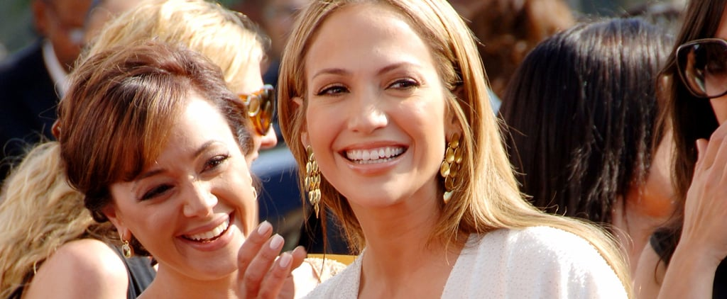 Jennifer Lopez and Leah Remini Pictures