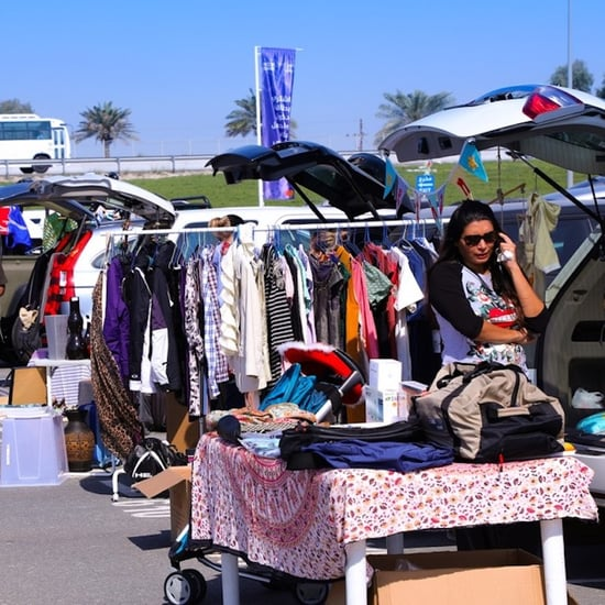 UAE's Largest Car Boot Sale at Global Village