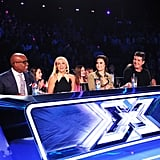 Britney Spears and Demi Lovato on The X Factor | Pictures