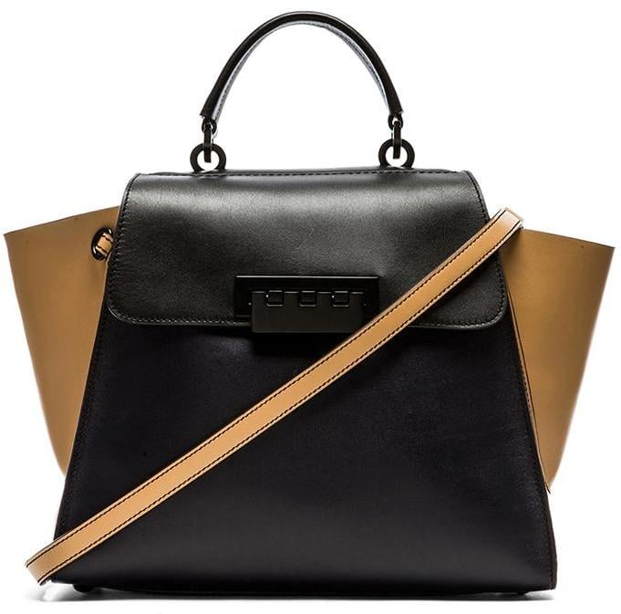 Zac Posen Colorblock Top Handle Bag ($495)