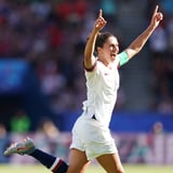 Well, Carli Lloyd Just Smashed Yet Another Record in the USWNT's Solid Win Over Chile