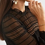 Chan Luu Gold Tone Earrings