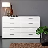 Tvilum Loft 8-Drawer Double Dresser