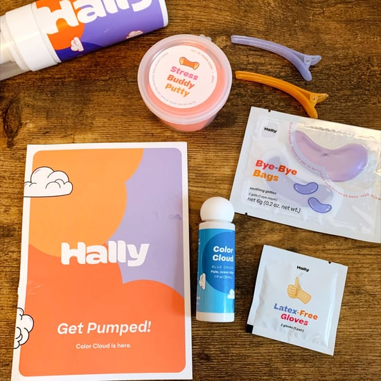 Hally Hair Color and Hair Dye Review With Photos