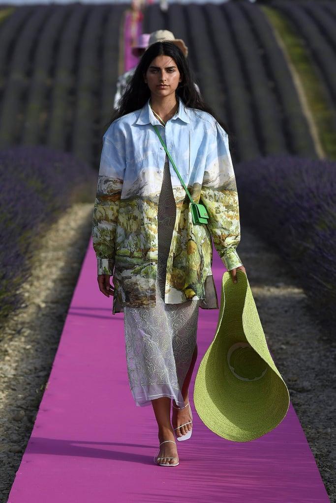 Jacquemus Spring Summer 2020 Paris Fashion Week Show Popsugar Fashion