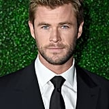 Chris Hemsworth's Hottest Red Carpet Pictures