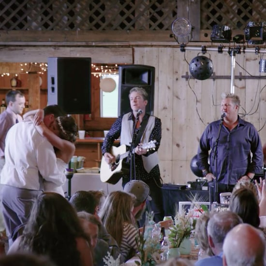 Rascal Flatts Surprises Couple at Their Wedding Video 2017