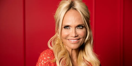 First Listen: Kristin Chenoweth Reminds You To 'Smile'