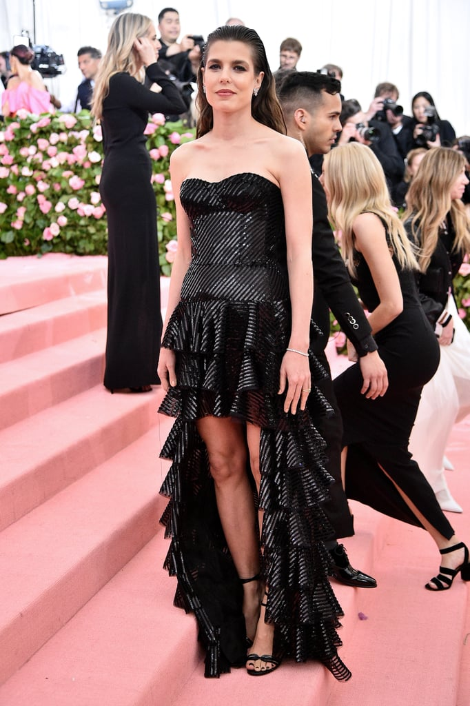 Charlotte Casiraghi at the 2019 Met Gala