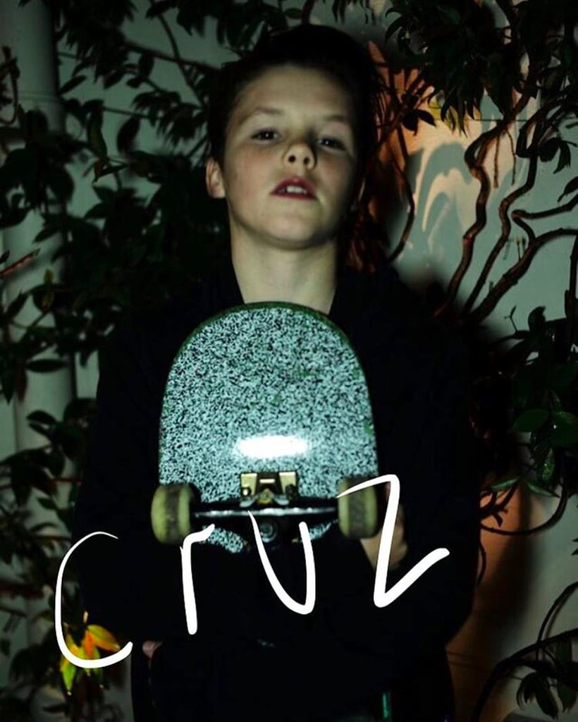 Cruz Beckham Gets 95k Instagram Followers in Less Than a Day