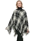 A Cozy Poncho to Binge All 3 Seasons In