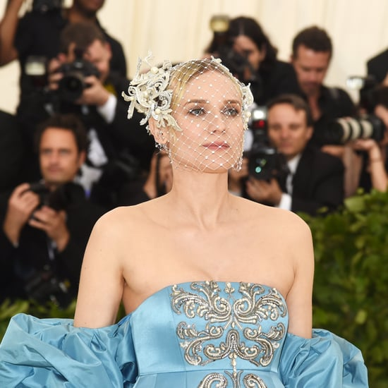 Diane Kruger Met Gala Dress 2018