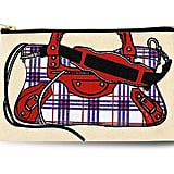 My Other Bag  Carrie Pouch- Plaid ($25)