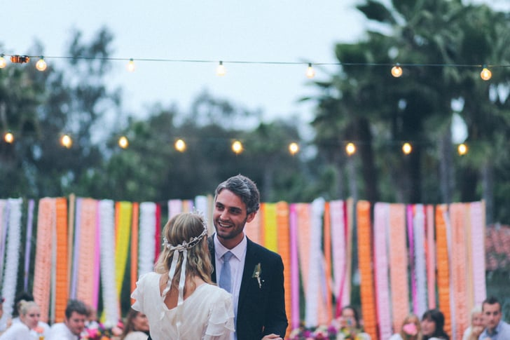 Grant and Taylor's Vibrant, Exotic-Inspired Wedding