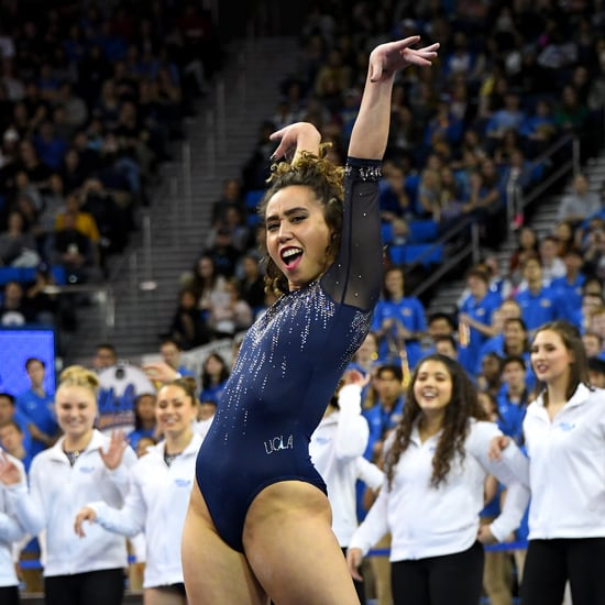 Katelyn Ohashi Writes About Gymnastics