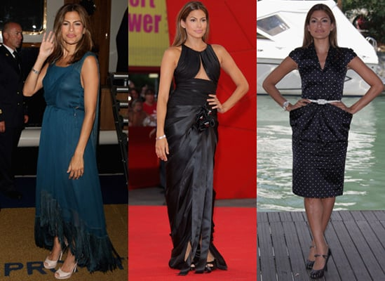 Which Eva Mendes Look is the Most Fab?