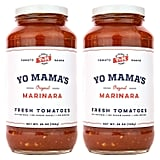 Yo Mama's Keto Friendly Marinara Pasta Sauce