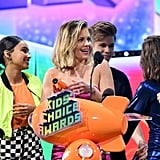 Fuller House Cast Speech at the 2019 Kids' Choice Awards