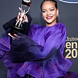 Watch Rihanna's 2020 NAACP Image Awards Speech | Video