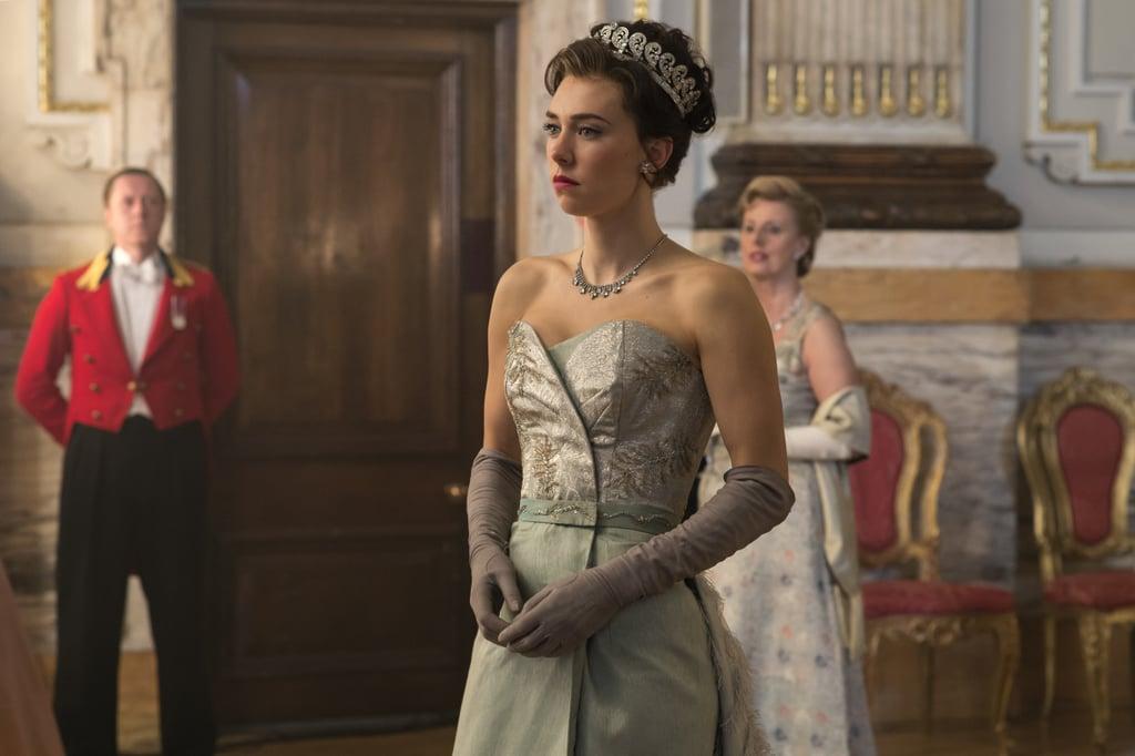Princess Margaret, The Crown
